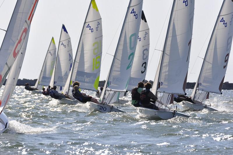 november_20221 Foundry 420 Youth Sailing