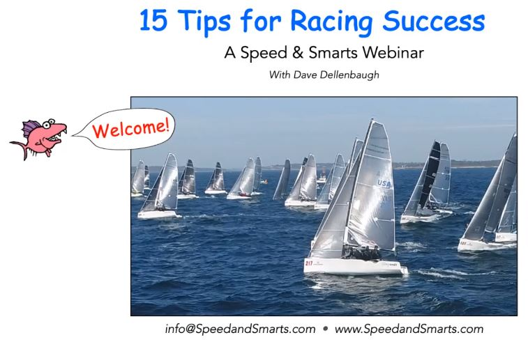Speed Smarts:15 Tips for Success on the Race Course